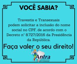 Campanha CPF