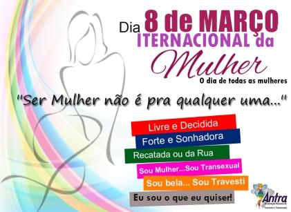 Campanha dia da Mulher